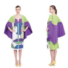 Печать на ткани для дизайнера Дарьи Смирновой