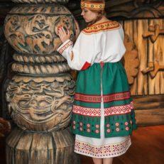Создание костюмов для Музея-института семьи Рерихов