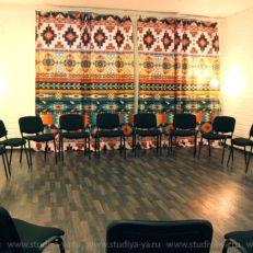 Шторы для «Студия Я» (Екатеринбург)