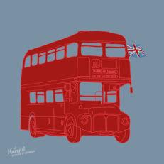 Коллекция принтов для текстиля «Англия»