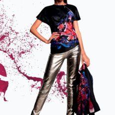 Печать на ткани для дизайнера Марии Светляковой