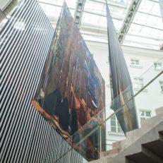 Производство инсталляции для Манифеста 10