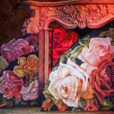 Печать декораций для театра «Буфф»