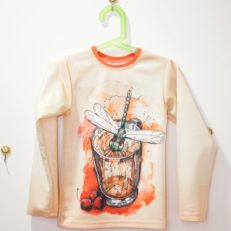 Детские футболки и толстовки