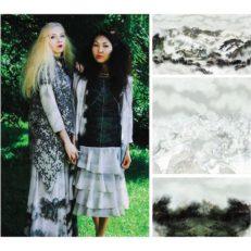 Печать на ткани для Ксении Водорез