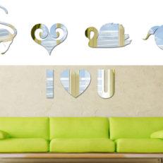 Дизайн зеркал для компании Fancy