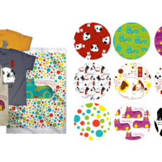 Принты и сувениры для магазина при Эрмитаже
