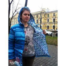 Дизайн принтов и производство курток для Ленинградского зоопарка