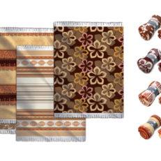 Дизайн принтов для компании «Тайпит»