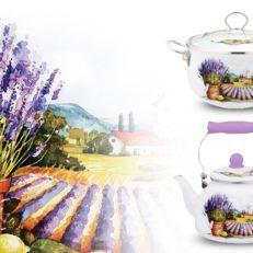 Дизайн посуды для компании «Тайпит»