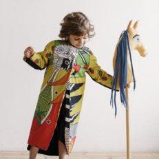 Печать на ткани для дизайнера Анны Скрябиной