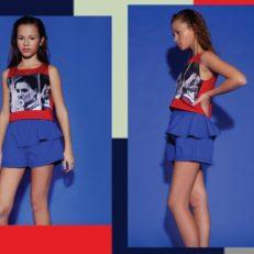 Печать на ткани для дизайнера Lena Litvinova