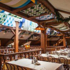 Печать декораций для ресторана «Карл и Фридрих»