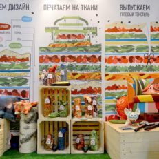 Стенд на выставку Heimtextil Russia