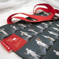 Футболки и сумки для IV Санкт-Петербургского Международного культурного форума
