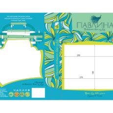 Дизайн упаковки для ТМ «Павлина»