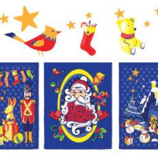 Дизайн полотенец для компании «Традиции текстиля» (Иваново)