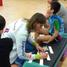Спортивная одежда для детского клуба «Триатлон»