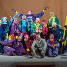 Печать на ткани для Магнитогорского драматического театра