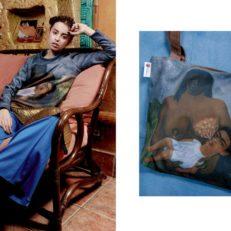 Производство одежды и аксессуаров для Музея Фаберже