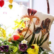 Подушки и сумки-авоськи для Музея-заповедника «Царицыно»