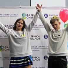 Толстовки для ВШЭ СПб