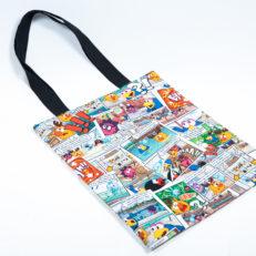 Печать изображений на сумках