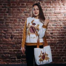Текстиль для Государственного исторического музея
