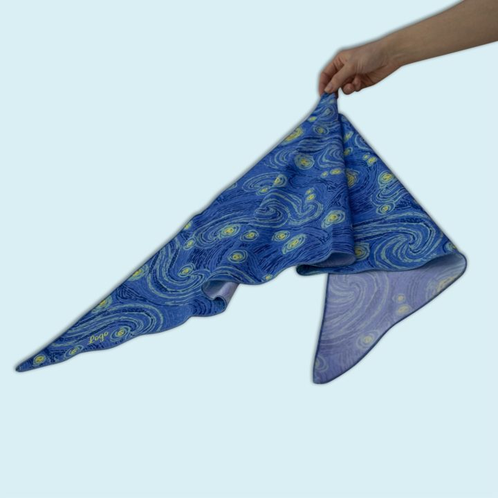 Promo scarf