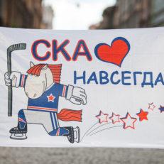 Флаги и флажная лента на заказ в СПб