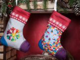 Gift (Christmas) stocking