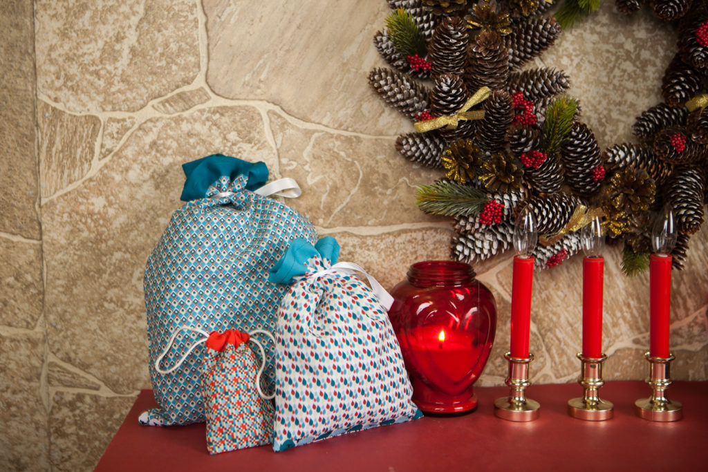 Подарочный мешочек