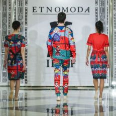 Производство коллекции одежды EthnoHack