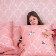 Производство интерьерного текстиля для частного клиента
