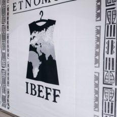 Печать декораций и баннеров для фестиваля Этномода