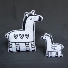 Печать на ткани для проекта Хвощ