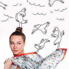 Текстиль для воронежского музея БИМ