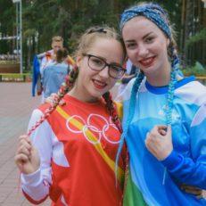 Спортивные костюмы для лагеря «Ребячья республика»