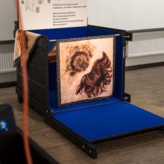Печать на ткани для Гёте-Института