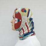 Маска-шарф однослойная