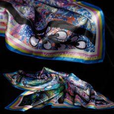 Платки для художницы Венеры Валевской