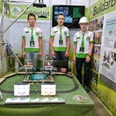 Футболки для участников Всемирной олимпиады роботов