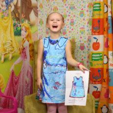 Платья для магазина «Морковка. Дети»