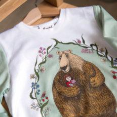 Детские свитшоты и подушки для Елены Малкиной