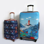 We produce custom-made suitcase covers