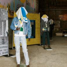 Печать тканей для коллекции и выставки «Город солнца»