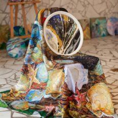 Сувенирная продукция для Приморской галереи