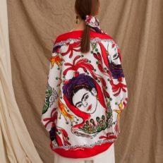 Сувенирная продукция к выставке Фриды Кало и Диего Риверы
