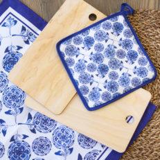 Столовый текстиль для Эрмитажного магазина