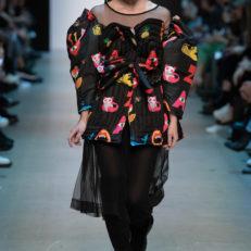 Печать на ткани для модного бренда ZA_ZA